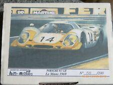 Heco Modeles-Porsche 917 LH-Le-Mans-1969 edition limitée