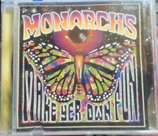 MONARCHS: MAKE YER OWN FUN. RARE CD. HOODOO GURUS. Brad Shepherd. Hitmen