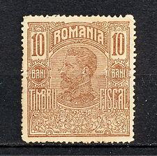 NNDA 180  ROMANIA OLD REVENUE MNG TIMBRU FISCAL