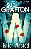 W is for Wasted (Kinsey Millhone Alphabet Series),Sue Grafton