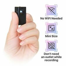 Spy Camera w/o WiF - Nanny Cam Recorder with HD Video & Motion Detection