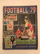 Panini FOOTBALL 79  - 100% complete and signed by 68 inc Sir Matt Busby,