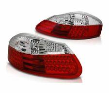TAIL LIGHTS LDPO05 PORSCHE BOXSTER 1996 1997 1998 1999 2000-2004 RED WHITE LED