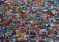 Iron On Patch Embroidered Wholesale Band Music Rock Metal Pop Punk Rock n Roll
