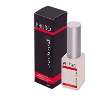 PHIERO PREMIUM Herrenduft Original Pheromone Erotik Parfüm - Damen verführen Wow