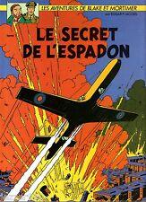 BLAKE ET MORTIMER ¤ LE SECRET DE L'ESPADON ¤ 1999 PUB ESSO TBE