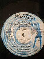 Reggae Golden Classics - Various Artists - Vinyl LP