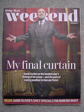 Weekend Mag - David Suchet, Boy George, Anneka Rice, Roy Marsden, Vivien Leigh