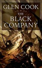 Chronicles of the Black Company: The Black Company 1 by Glen Cook (1992, Paperba