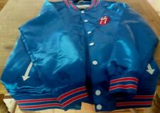 The Rolling Stones X Tommy Hilfiger Satin Jacket RARE!