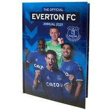 Everton 2021 Football Annual (Official Merchandise) - Christmas Gift