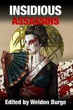 NEW Insidious Assassins by Jack Ketchum