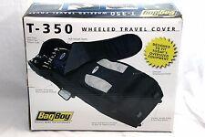 Bagboy T350 Golf Wheeled Travel Bag Golf Bag