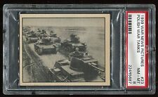 1939 War News Pictures #023 Polish War Tanks PSA 8 NM-MT Cert #22485687