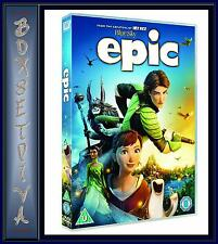 EPIC - Amanda Seyfried & Josh Hutcherson   **BRAND NEW DVD **