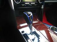 LEXUS IS GS ES LS Camry 2007-2011 gear shift knob chrome black piano wood paint