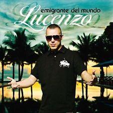 LUCENZO - EMIGRANTE DEL MUNDO NEW CD