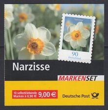Bund Markenheftchen 61 **  Blumen 2006 Narzisse postfrisch selbstklebend