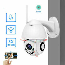 Home Security 1080P WIFI IP Camera Wireless Outdoor CCTV HD IR Cam Night Vision