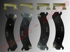 Keramik Bremsklötze vorne Hummer H2  2003-2009 V8 6.0 V8 6.2L