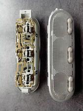Plafonnier 3 boutons triple eclairage lampe intérieur Renault Clio 3 8200073234
