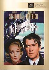 No Highway In The Sky - DVD - 1951 James Stewart, Marlene Dietrich, Glynis Johns