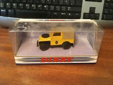 Matchbox Dinky 1/43 Scale DY9-B 1949 Land Rover - AA - Boxed