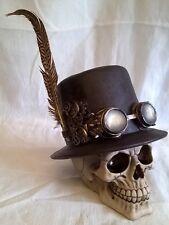 Nemesis Now alator Steampunk Design aristocratico MACABRE Teschio e Cappello Figura