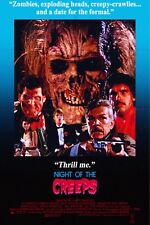 Night Of The Creeps Thrill Me FRIDGE MAGNET (2 x 3 inches)(AA)