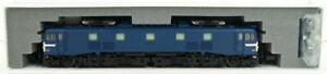 Kato 3020-1 Electric Locomotive EF58 Late Type Large Window (Blue) (N scale)