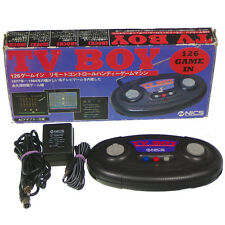 NICS TV BOY 126 IN GAME Japan Import ATARI 2600 2800 Handy Console Boxed Working