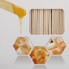 50x Wood Waxing Spatula Tongue Depressor Tattoo Wax Medical Stick Applicator