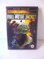 Full Metal Jacket DVD, 2008 Stanley Kubricks Deluxe Edition Special Features