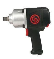 """CHICAGO PNEUMATIC 7763 - 3/4"""" Impact Wrench with Ring Retainer & Twin Hammer Clu"""