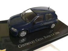 Mag HT07, Chevrolet Collection, Chevrolet Celta Super 1.4 2006, échelle 1:43
