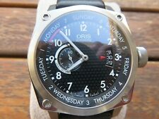ORIS BC4  SMALL SECOND  POINTER DAY - FULL SET