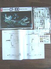 """AVRO CANADA CF-100 """"RCAF/409 NIGHTHAWK SQ"""" HOBBYCRAFT 1/72"""