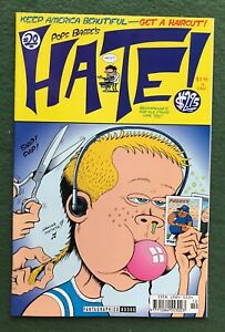 Peter Bagge HATE #20 Fantagraphics Books Modern Age indy comic vf/nm