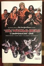 THE WALKING DEAD COMPENDIUM VOLUME 1 GRAPHIN NOVEL BOOK