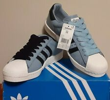 Adidas Superstar Sneakers Shell Toe Mens Size 10 New W/Tags, 2 Sets of Laces