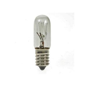 12V 5W E14 Screw in Light Bulb 16mm X 54mm (Pack of 5)