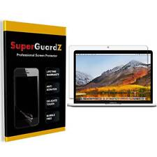3X SuperGuardZ Clear Screen Protector Guard For MacBook Pro 13 in (2020 & 2019)