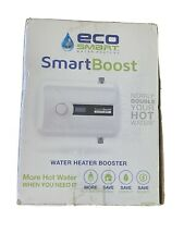 New EcoSmart Electric Tankless Water Heater Booster Wall Mountable 7.2 kW