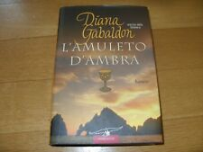 L'AMULETO D'AMBRA di DIANA GABALDON Prima edizione