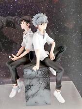 2in1 SEGA Ichiban Neon Genesis Evangelion EVA Nagisa Kaworu Ikari Shinji Figure