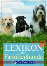 Martina Nau - Lexikon der Familienhunde Cadmos NEU Hundebuch