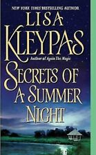 Secrets Of A Summer Night by Lisa Kleypas (2004) New !