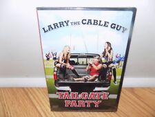 Larry the Cable Guy: Tailgate Party (DVD, 2010) BRAND NEW! UPC IS CUT ON BARCODE