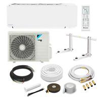 Daikin Sensira+ FTXC25B R32 2,56kW Klimaanlage Klimagerät +Quick Connect 3 Meter