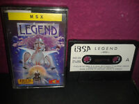 "MSX LEGEND "" GUARDIC ARCADE COMPILE"" 1988 IBER SOFT GENESIS IBSA ESPAÑA COMPLETO"